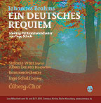 CD Brahms-Requiem