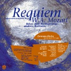 CD Mozart-Requiem